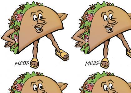 OMG Secret Homosexual Tacos