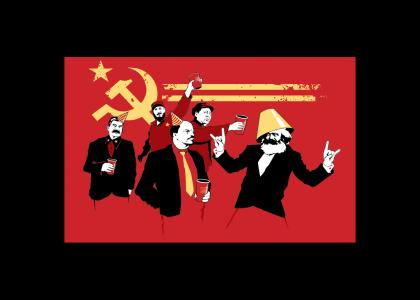 Communist Party(Animated!)