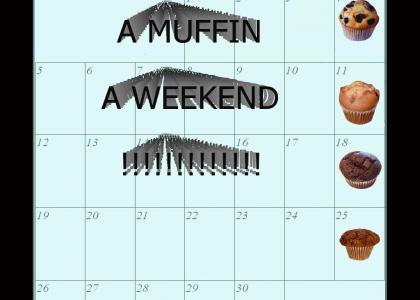 Breaking Benjamin REALLY likes muffins....
