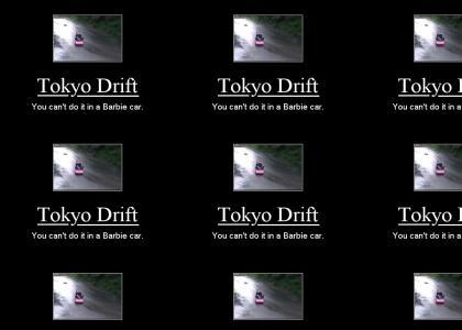 Epic Tokyo Drift Maneuver