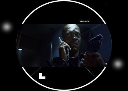][ HMI Projection Screen ][