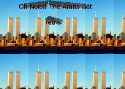 Twin Tower Tetris