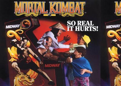 Best Mortal Kombat Ad