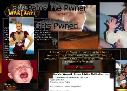 Patos the pwner gets pwned