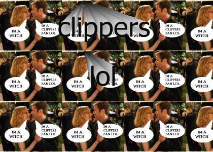 Clippers fan lol