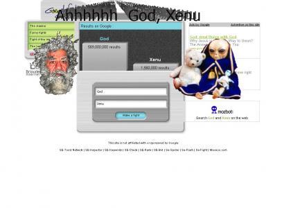 God v.s. Xenu