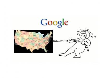 Dubya uses google