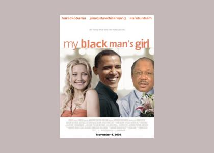 My Black Man's Girl