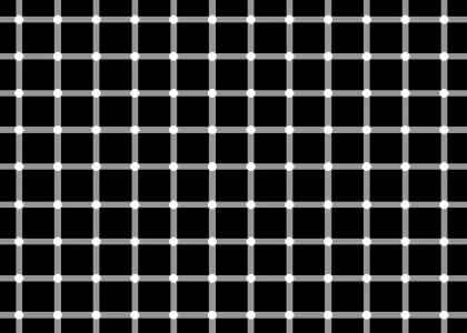 Count The Black Dots!
