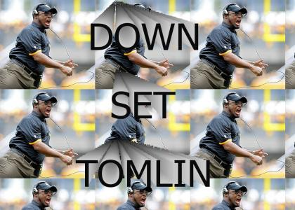 Mike Tomlin Snap Counts A Face Melter!