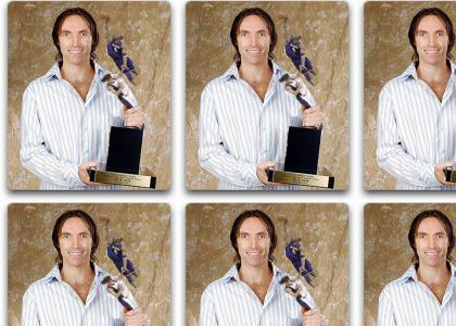 Steve Nash New NBA MVP Trophy