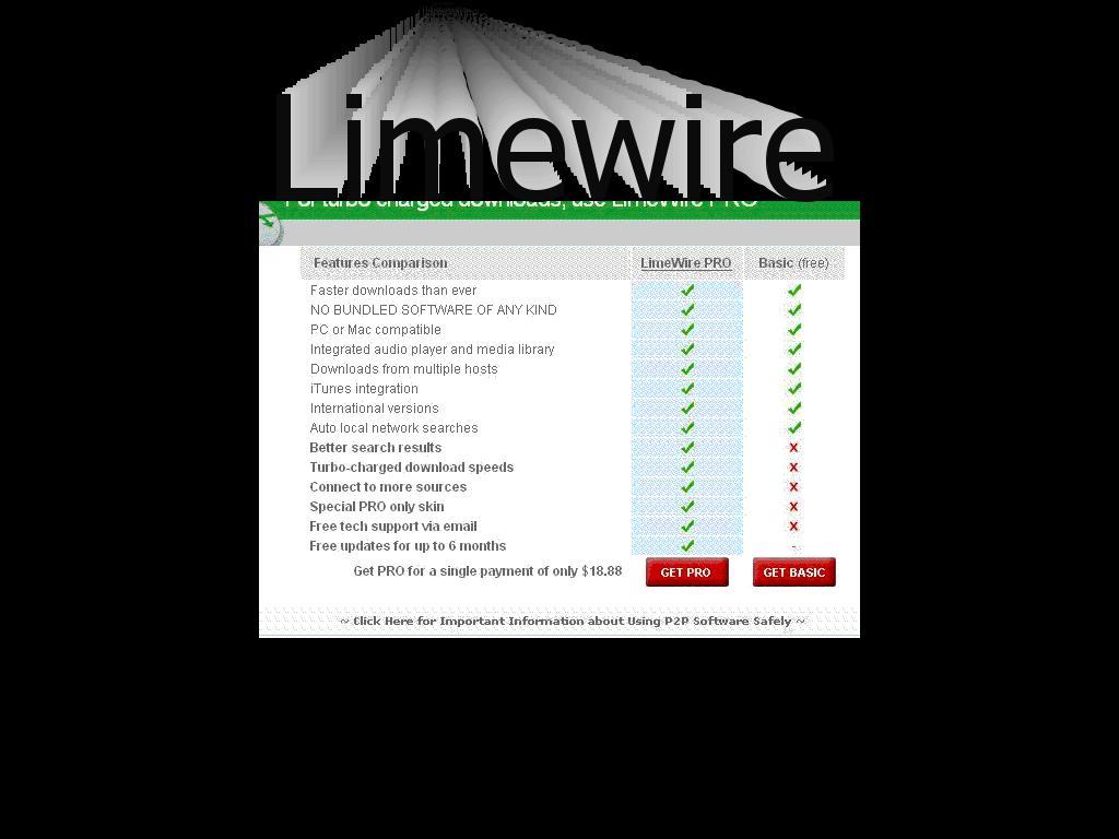 limewireweakness