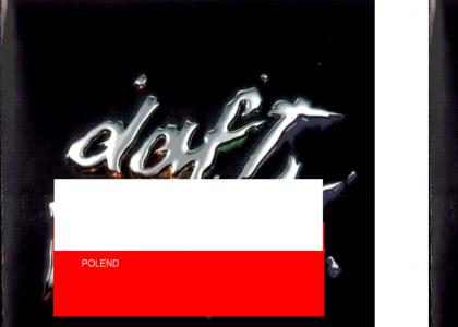 Daft Poland presents Polend Rock from their Vote 5 album