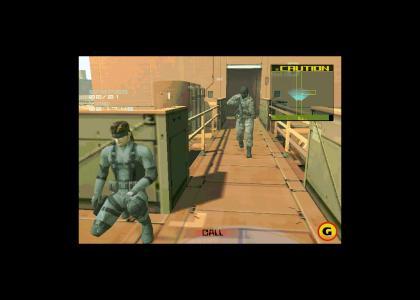 Zeeky Metal Gear (refresh after load)