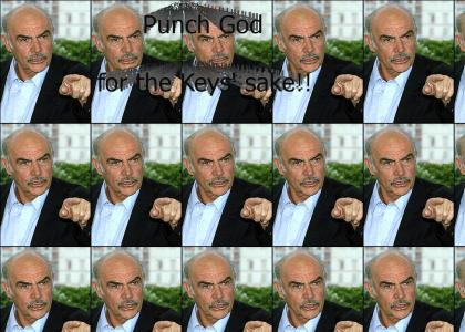 Sean Connery loves the Keys and does not fear God