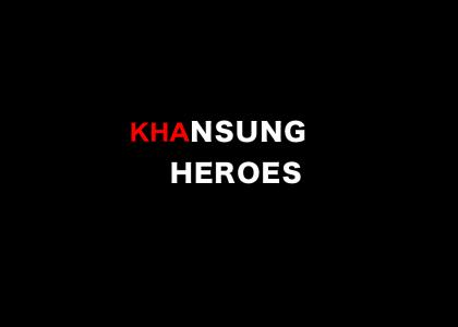 Safety not GaurKHANteed (KHANsung heroes)