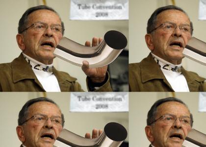 Ted Stevens Tube Convention Speech