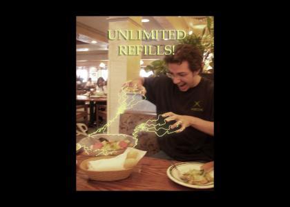 Olive Garden has...