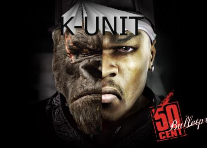 50 Cent is King Kong!!!