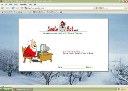 Santa reveals....