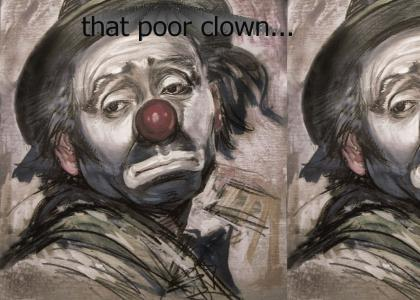 The Sad Clown