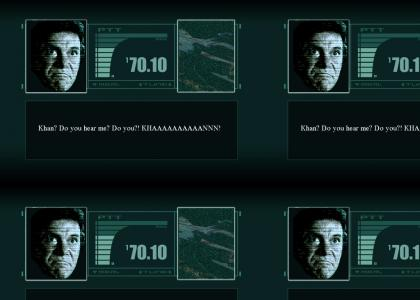 Metal Gear Wrath Of Khan