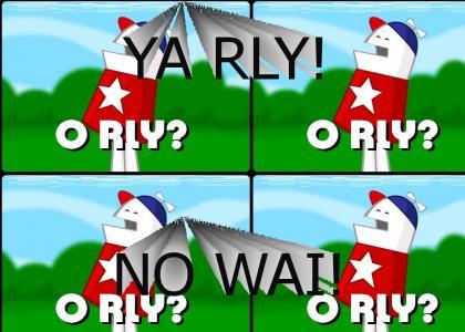 Homestar: O RLY? *Update*