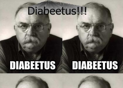 Wilford Brimley Diabeetus