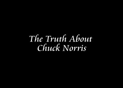 The Actual Truth About Chuck Norris