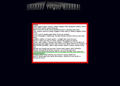 DMX lyrical genius (fixed)