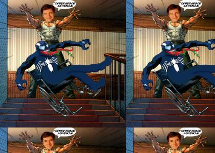 Spiderman 3 Has One Weakness