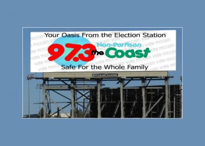 Radio: No Real Oasis from the Election