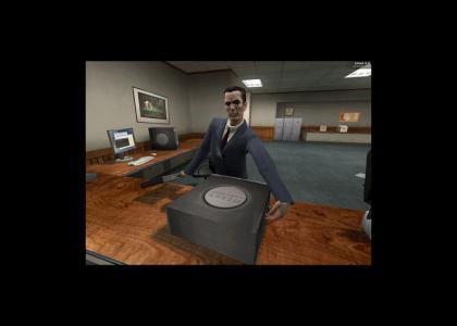Gman Fixes Breen's PC