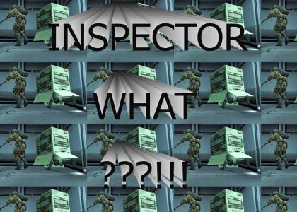 Inspector Cardboard Box