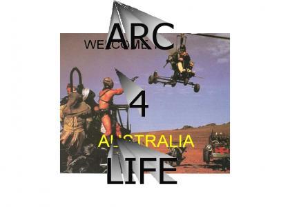 ARC 4 LIFE!
