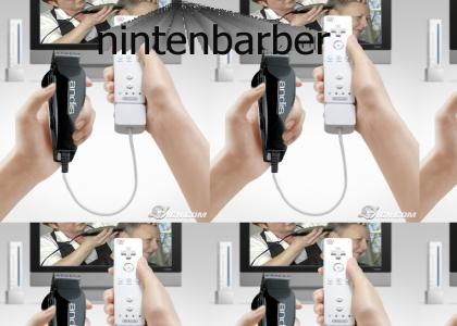 nintendo wii controller attachment (updated)