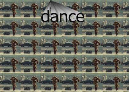 Dancing Bear pwns!