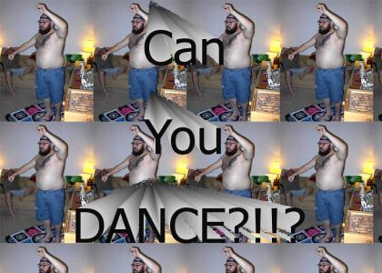 You can dance if you want to...
