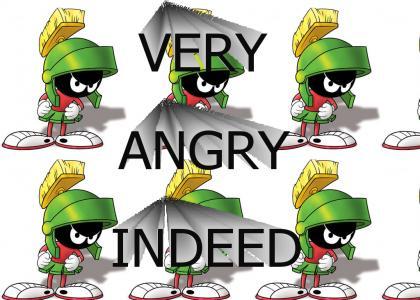 You Make Me VERY Angry