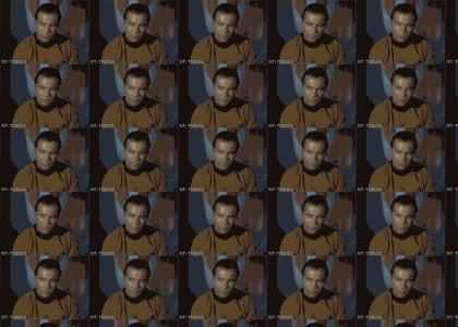 Kirk bluffs his way past an alien (refresh)