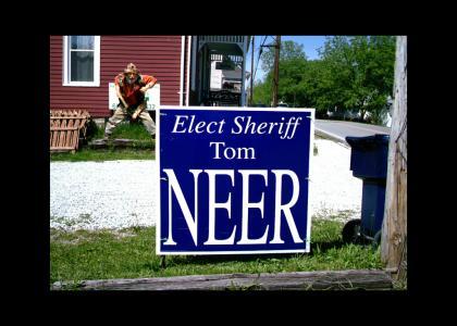 The Sheriff Is Neer