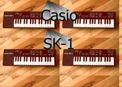 Casio SK-1