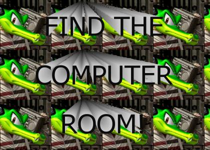 United States of Computer Room
