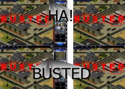 BUSTED WAREZHOUSE