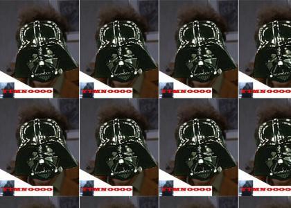 YTMNOOOO: Vader belts out a NOOOOO melter