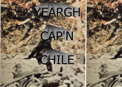 Cap'n Chile Strikes Again