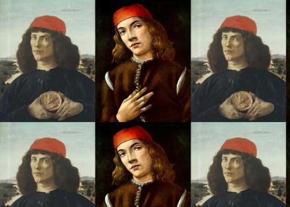 Botticelli was gangsta