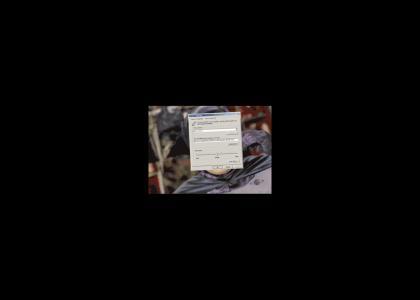 Microsoft Sam sings ualuealuealeuale (TTS)
