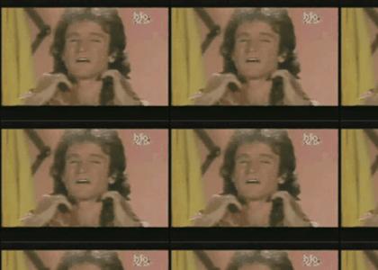 Sexy 70s Robin Williams