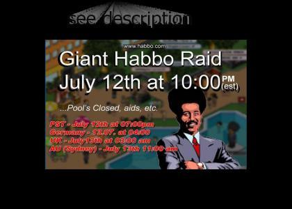 LEGENDARY HABBO RAID